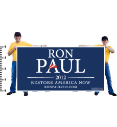 Big Paul Official Vinyl Banner