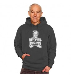 Ron Paul is My Homeboy Hoodie