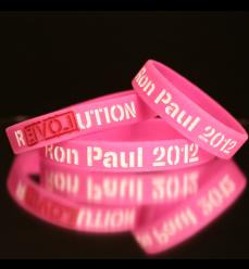 Pink RP 2012 Revolution Wristband  