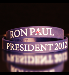 RP 2012 Official Logo Wristband  