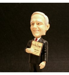 Ron Paul Bobble Head  Onesize