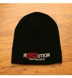 Revolution Beanie Black  Onesize