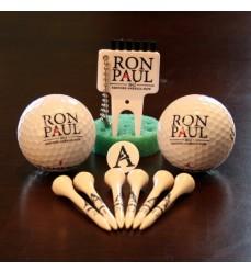 Ron Paul Golf Ball Set