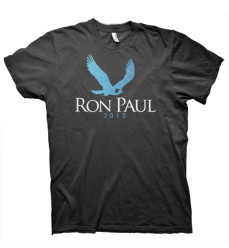 Ron Paul Designs Eagle