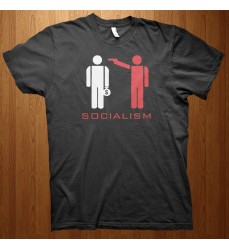 Socialism Tee Male 