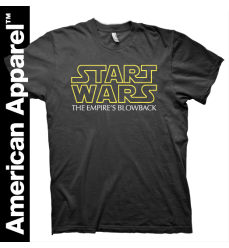 American Apparel Start Wars