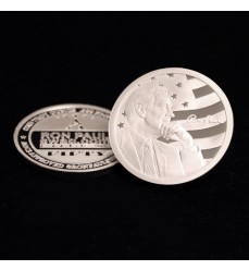 Ron Paul One Ounce Silver Round
